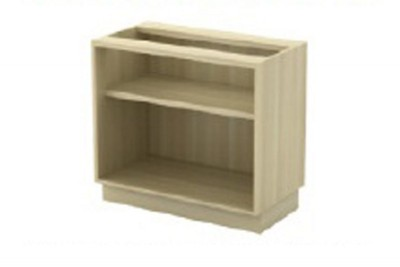 Open Shelf Low Cabinet (W/O TOP)