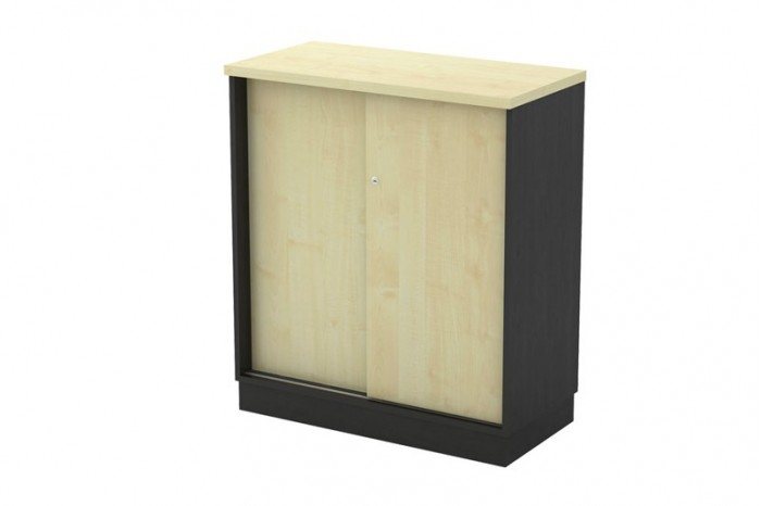 Sliding Door Low Cabinet