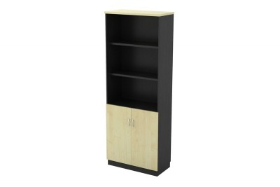 Semi Swinging Door High Cabinet