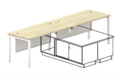 Standard Table (with Metal Front Panel)