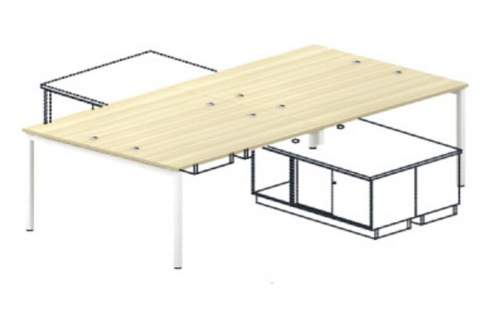 Standard Table (W/O FRONT PANEL)