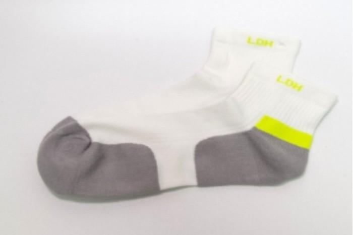 LDH Socks - Sport (size :XL -Yellow) x 5 pairs