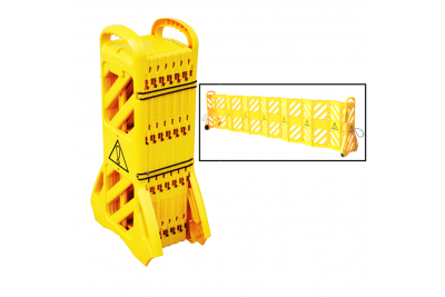 Portable Barrier Comw With Wheel