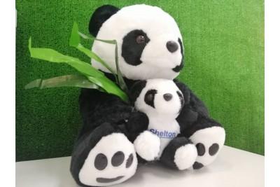 Gift Panda w Baby