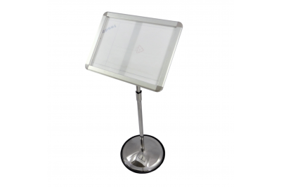 Stainless Steel A3 Menu Stand