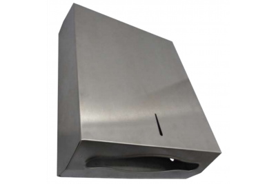 Stainless Steel Multi-fold Dispenser