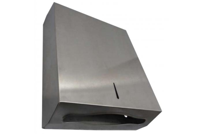 Stainless Steel Multi-fold Dispenser