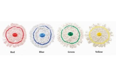 Cotton Circular Mop Cw Colour Ribbon - 300gm