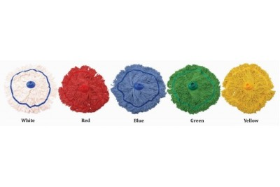 Full Colour Circular Mop - 300gm