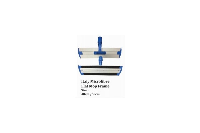 Italy Microfibre Flat Mop Frame