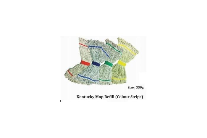Kentucky Mop Refill (Colour Strips)