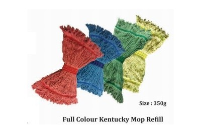 Full Colour Kentucky Mop Refill