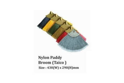 Nylon Paddy Broom (Taico)