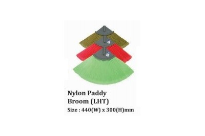 Nylon Paddy Broom (LHT)