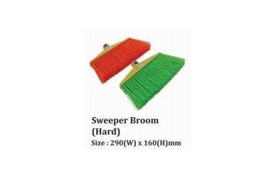 Sweeper Broom (Hard)