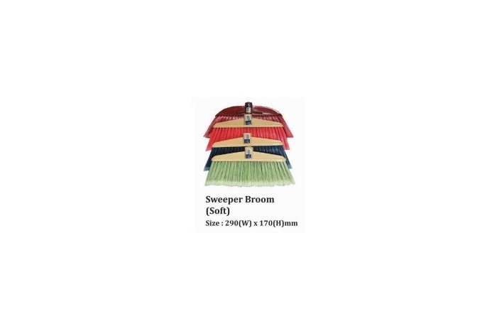 Sweeper Broom (Soft)