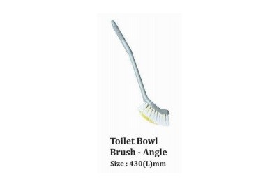 Toilet Bowl Brush - Angle