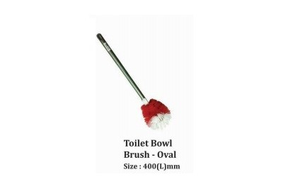 Toilet Bowl Brush - Oval