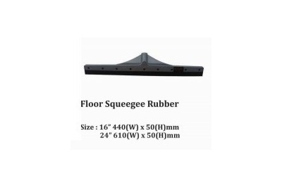 Floor Squeegee Rubber