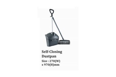 Self-Closing Dustpan