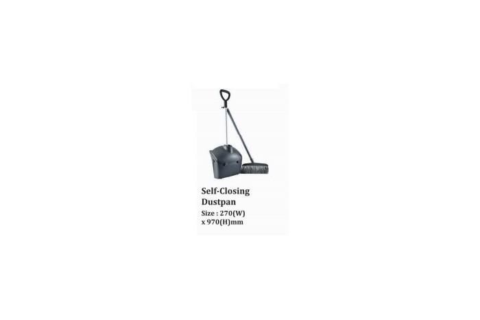 Self-Closing Dustpan