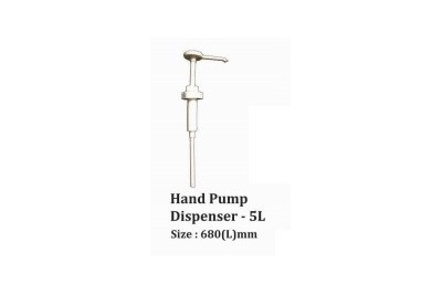 Hand Pump Dispenser - 5L