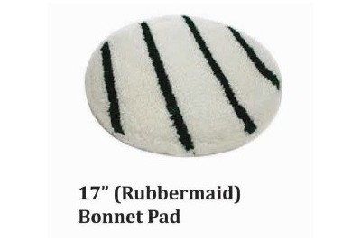 """17"""" (Rubbermaid) Bonnet Pad"""