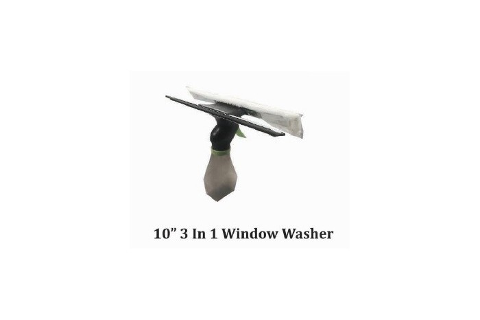 "10"" 3 in 1 Window Washer"