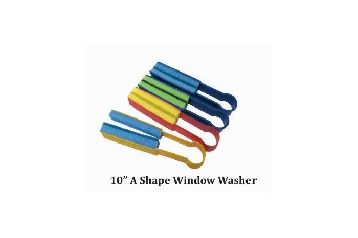 "10"" A Shape Window Washer"