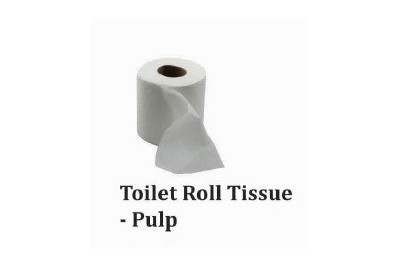 Toilet Roll Tissue - Pulp