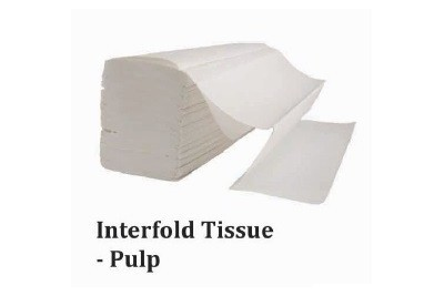 Interfold Tissue - Pulp