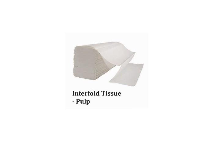 Interfold Tissue - Pulp