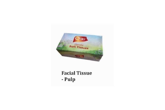 Facial Tissue - Pulp