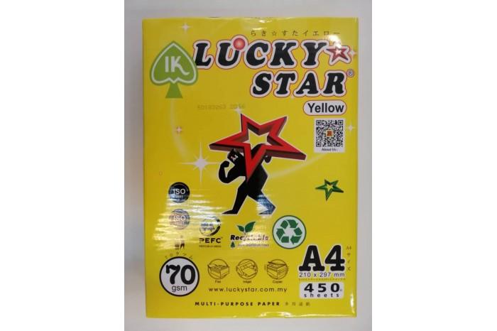 LUCKY STAR A4 PHOTOCOPY PAPER