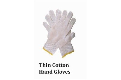 Thin Cotton Hand Gloves