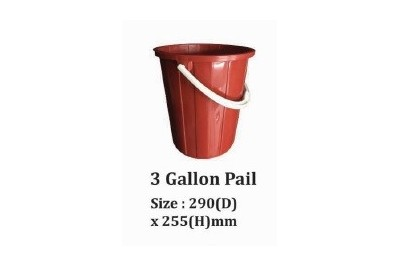 3 Gallon Pail