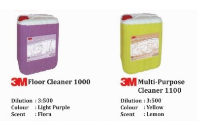 3M Floor Cleaner 1000