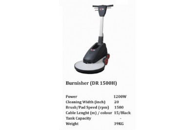 Burnisher (DR 1500H)