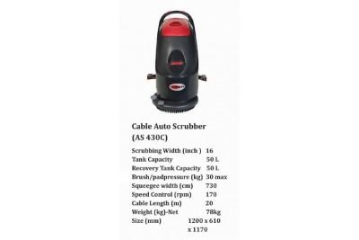 Cable Auto Scrubber