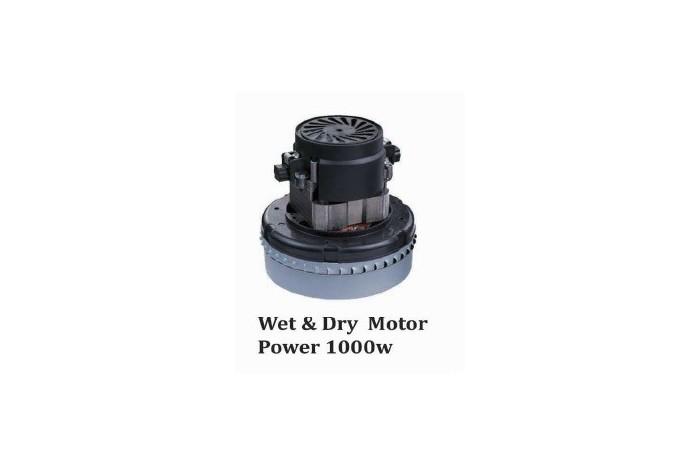 Wet & Dry Motor Power 1000W