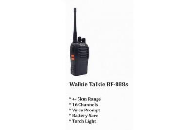 Walkie Talkie BF-888s