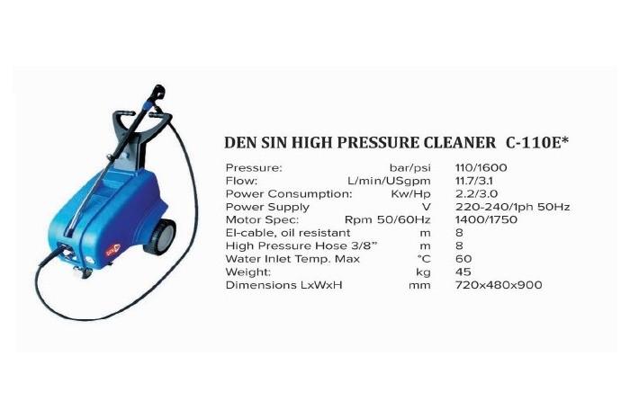 High Pressure Cleaner C-110E