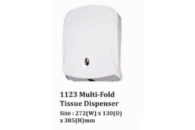1123 Multi-Fold Tissue Dispenser