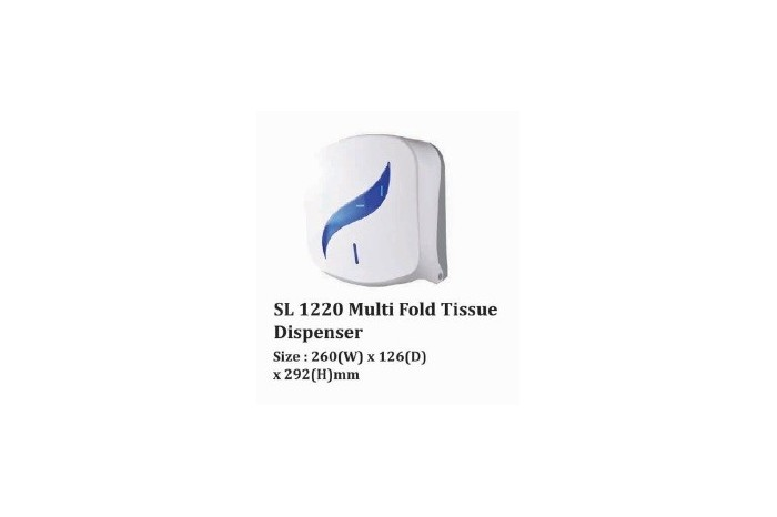 Multi Fold Tissue Dispenser