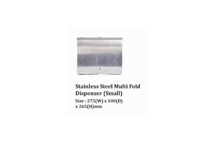 Stainless Steel Multi Fold Dispenser