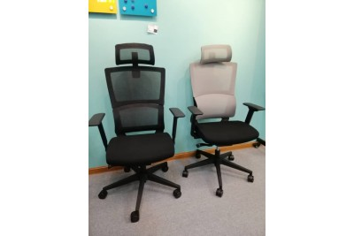 Office Chair - Lumbar Support