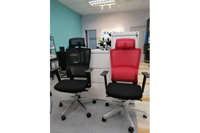 Office Chair - LumbarSupport(AB)