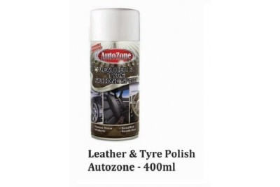Leather & Tyre Polish Autozone