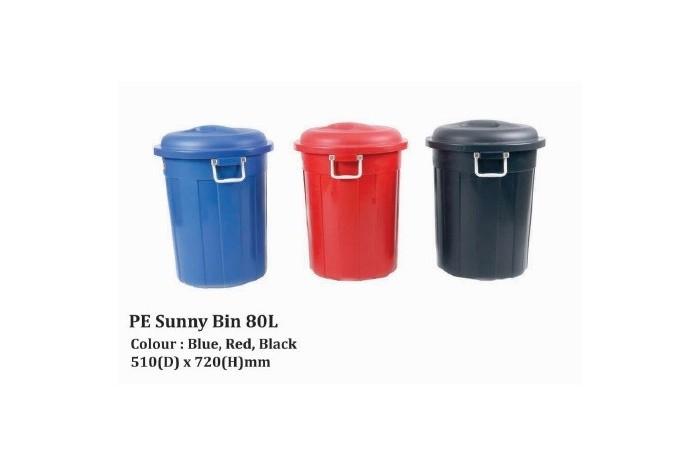 PE Sunny Bin 80L