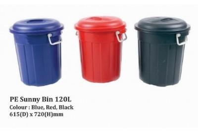 PE Sunny Bin 120L